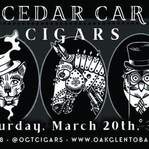 Cedar Car Cigars